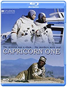 Capricorn One [Blu-ray] [Import]