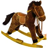 Rocking Horse Dark Brownby Born To Play