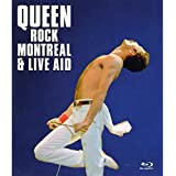 Queen - Rock Montreal & Live Aid [Blu-ray] [Import anglais]