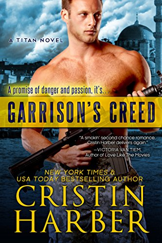 An early holiday gift from us to you: Save 75% on Cristin Harber's military romance Garrison's Creed (Titan Book 2)  Super hot and sexy, wrapped up in an overprotective alpha bow