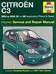 Citroen C3 Petrol and Diesel Service...