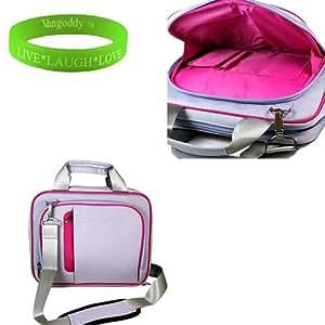 Vg-Laptop Laptop Messenger Bag (Purple)