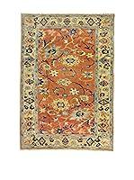 Eden Carpets Alfombra Agra Marrón/Marfil 334 x 250 cm