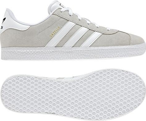 adidas Gazelle 2 K grau/wei&#223;