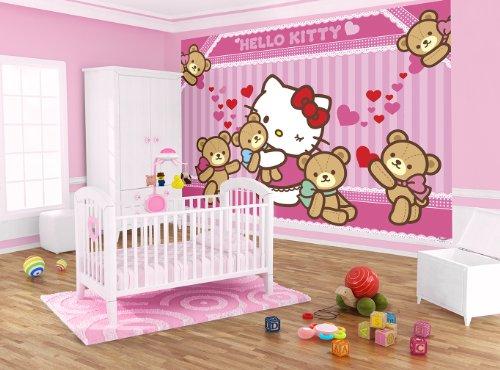 Kindertapeten Hello Kitty : Hello Kitty Tapeten Preisvergleiche, Erfahrungsberichte und Kauf bei
