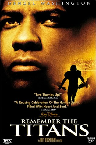 Cover art for  Remember the Titans (Widescreen Edition)