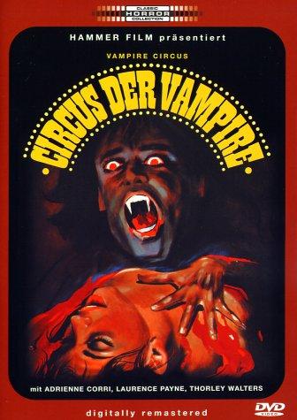 Vampire Circus / Цирк вампиров (1972)