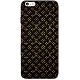 The LV Pattern - Hard Back Case Cover For Apple IPhone 6 Plus - Superior Matte Finish - HD Printed Cases And Covers