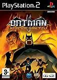echange, troc Batman: Rise of Sin Tzu (PS2) [import anglais]