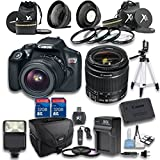 Canon EOS Rebel T6 Digital SLR Camera with EF-S 18-55mm f 3.5-5.6 IS II Lens - International Version (No Warranty)