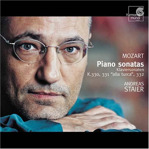 Ecoute comparée - Mozart: Sonate n°11, K.331 51XXD7Q5Q8L