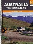 Australia Touring Atlas A4 Spiral 201...