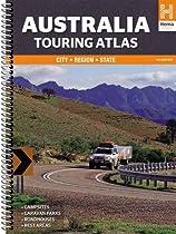 Australia touring atlas A4 spir. hema
