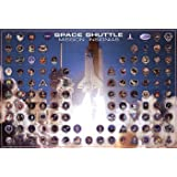 Space Shuttle Mission Insignia Poster