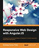 img - for Responsive Web Design with AngularJS book / textbook / text book