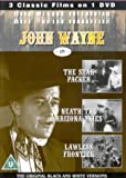 John Wayne Most Wanted-Star Packer, The / Neath The Arizona Skies / Lawless Frontier [1934] [DVD]
