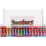 Bonne Bell Lip Smackers Fruit Flavored Lip Balm, Skittles, 16-Count Party Pack