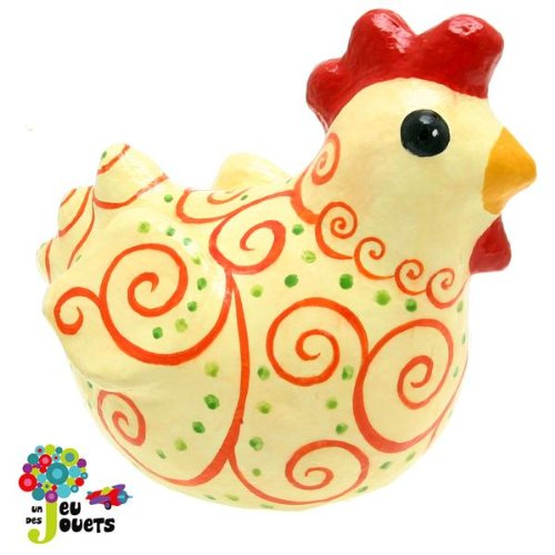 Poule decoration for Poules decoration