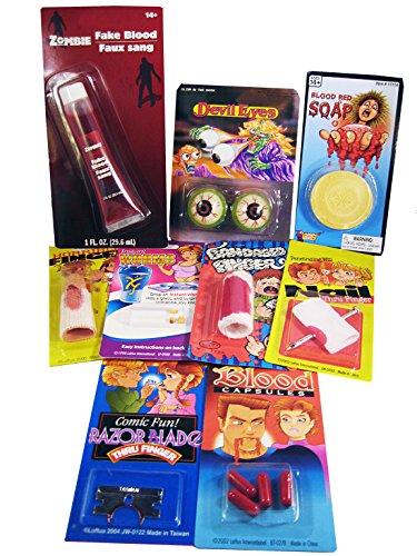 The One Stop Fun Shop Horror Prank Kit