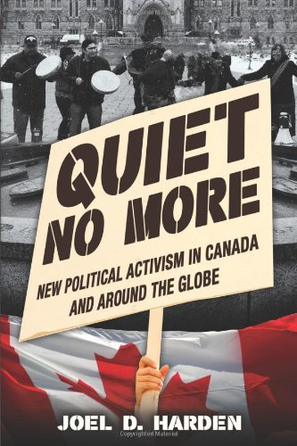 Sale alerts for Lorimer Quiet No More: New Political Activism in Canada and Around the Globe - Covvet