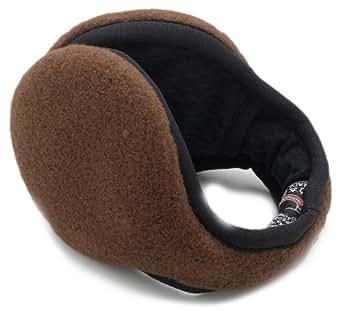 180s Tech Fleece Ear Warmer, Dark Brown, One Size