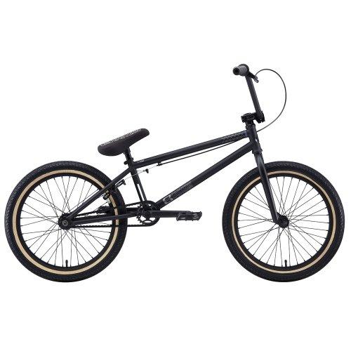 Eastern Bikes Phantom 2013 Edition BMX Bike (Matte Black/Black Rim, 20-Inch)