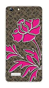 UPPER CASE™ Fashion Mobile Skin Vinyl Decal For Micromax Canvas Hue AQ5000 [Electronics]