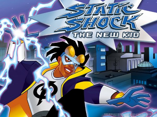 Amazon Com Static Shock Season 1 Episode 1 Quot Shock To