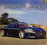 2014 Dream Cars Wall Calendar