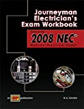 Journeyman Electrician's Exam Workbook Based on the 2008 NEC - AT-1952