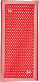 Buff Multifunctional Headwear - Polka Dot Red, 23 cm
