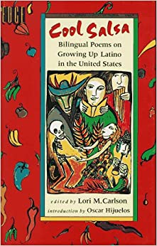 Cool Salsa Bilingual Poems On Growing Up Hispanic In The border=