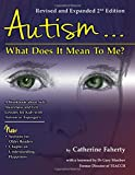 img - for Autism: What Does It Mean to Me?: A Workbook Explaining Self Awareness and Life Lessons to the Child or Youth with High Functioning Autism or Aspergers book / textbook / text book