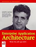 img - for Enterprise Application Architecture with VB, ASP and MTS book / textbook / text book