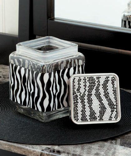 Zebra Print Accessories For Bedroom