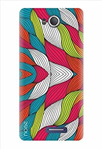 For InFocus M530 Designer Printed Covers & Protective Soft Back Case / Cover for InFocus M530 - By Noise
