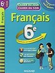 Fran�ais 6e : cahier de r�vision et d...