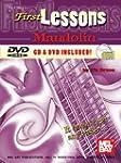 First Lessons Mandolin  Book/CD/DVD Set