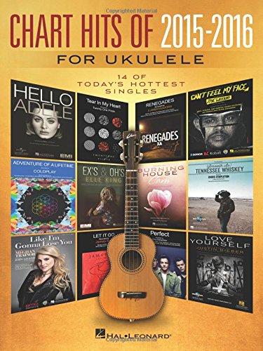 Chart Hits Of 2015-2016 For Ukulele (Chart Hits Ukulele compare prices)
