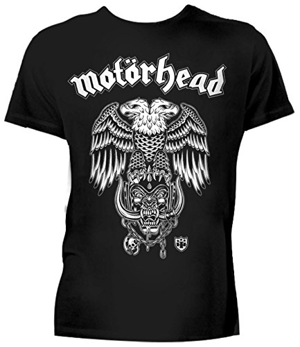 Motorhead- Hiro Double Eagle T-Shirt Size XL (Tshirt Motorhead compare prices)