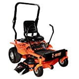 Z-BEAST 48 in. Zero Turn Riding Mower with Rollbar. Powered by a 20 HP Briggs & Stratton Pro Series Engine