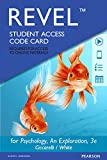 img - for REVEL for Psychology: An Exploration -- Access Card (3rd Edition) (Ciccarelli & White Psychology Series) book / textbook / text book