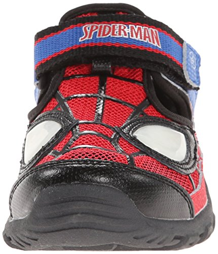 Stride Rite Spider-Man Sandal (Toddler/Little Kid) цена и фото