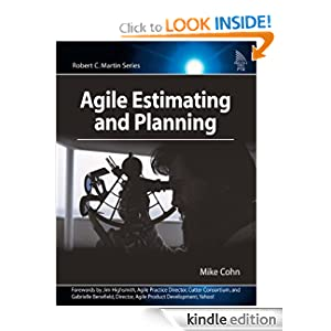 Agile Estimating and Planning [Kindle Edition]
