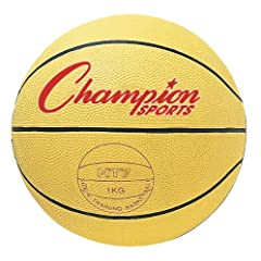 Buy Champion Sports Weighted Trainers Basketball by Champion Sports