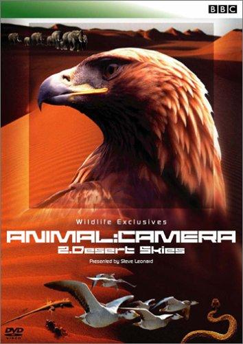 BBC WILDLIFE EXCLUSIVES ANIMAL CAMERA2.Desert Skies アニマル・カメラ 滑空の荒野 [DVD]