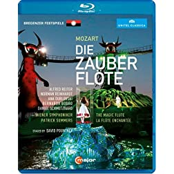 Mozart: The Magic Flute [Blu-ray]