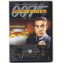 Goldfinger DVD at Amazon.com