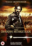 Captain Alatriste - The Spanish Musketeer [DVD]