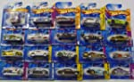 Hot Wheels Set of Twenty Random Cars/...